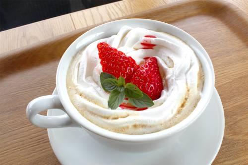 ストロベリーウインナーコーヒー