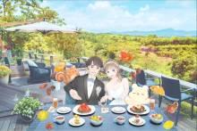 まむねむこ&さくらもち コラボ作品展「Autumn World 2」開催決定!!
